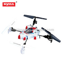 SYMA X1 2.4G RC UFO ultra micro quad helicopter with 360 eversion quad copter