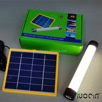 Rechargeable Portable Multifunctional Solar LED Lamp