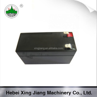 Chinese supplier recharged storage battery 12v 1.2Ah