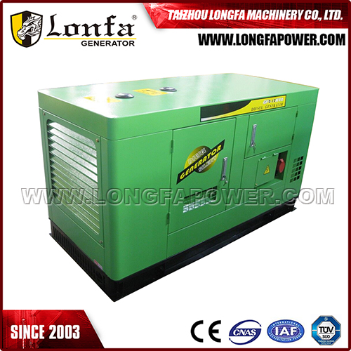 10KVA Silent Diesel Generator Brushless High Power Electric Generator Diesel Generator 10000 Watt 3 Phase