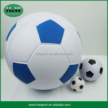 Promotional Colorful Pu Mini Soccer Foam Stress Footballs Balls
