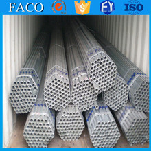 steel structure building materials ! pre zinc coating 30*40mm tube powder coated galvanized steel pipe