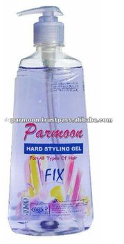 Parmoon Refreshing Long Lasting Hard Styling Gel
