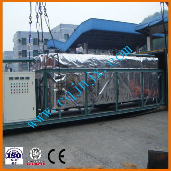 ZSC Waste Motor oil purification system
