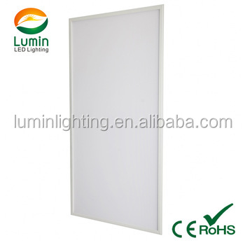 Stand-by&dimming 1200*600 60w sensor motion led panel light