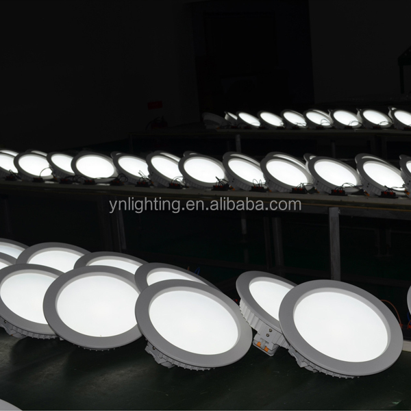Integrated 5w led downlight 80lm/w SMD chip