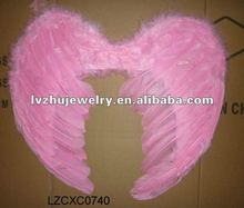 tennis mini costume feather angel wings LZCXC0740