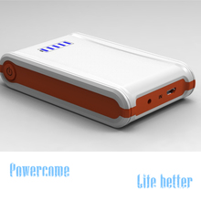 8000 mah battery external power bank for lenovo