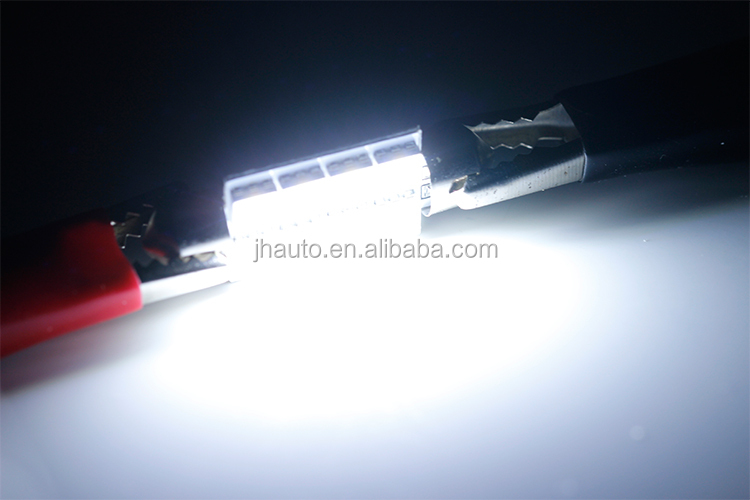 New Product 39mm Dome LED Lights Canbus Auto LED Lights 5050 SMD 8 LED Error Free Car Lighting
