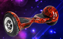 electric bluetooth speaker two wheel electric scooter 10 inch hoverboard on sale