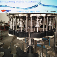 Glass Bottle Food Beverage Machinery Production