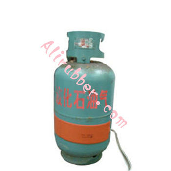 Gas Cylinder Silicone Heater