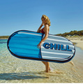 Inflatable chill pill pool float water bed adult pool toys