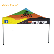 Vivid outdoor advertising gazebo tent for sale