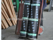 SBS or APP asphaltic roofing torch rolls building construction materials