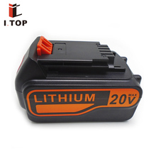 High Quality Battery Replace For Black & Decker 20V A1118L HP188 Power Tool Battery Pack