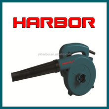 HB-EB004 CE certification high pressure 450W all copper armature wire snow blower small electric air blower