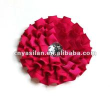 Ribbon Rolled flower IN STOCK YL02203