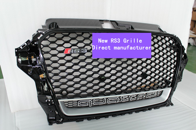 suit for AUDI RS3 A3 8V grille