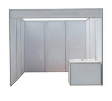 Aluminum Exhibition Frame Modular Booth Panel System