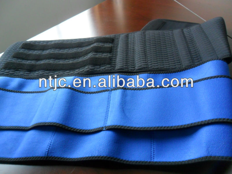 neoprene slimming wholesale power exercise belt
