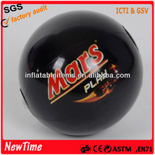 black beach hot sale plastic ball