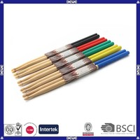cheap price good quality colorful custom wholesale drumsticks