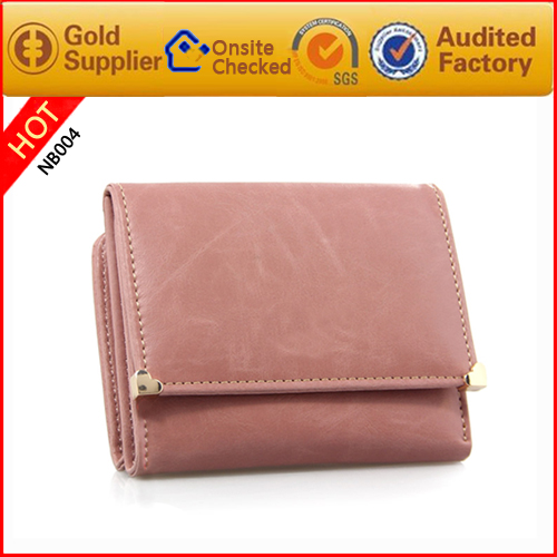 Ladies wallets and purses new product factory wholesale