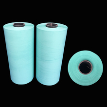Green color uv resistant plastic silage wrap film for agriculture