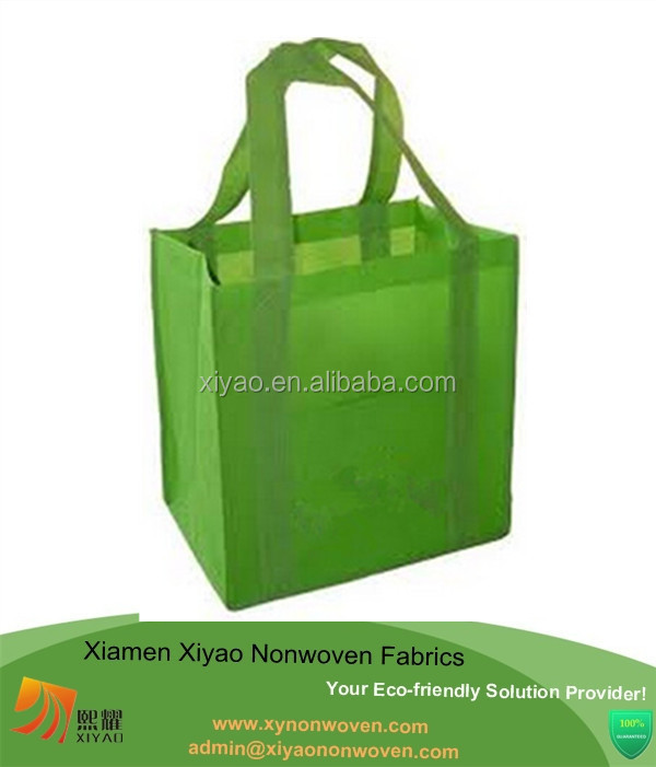 Eco PP Non Woven Recycled Shopping Bag