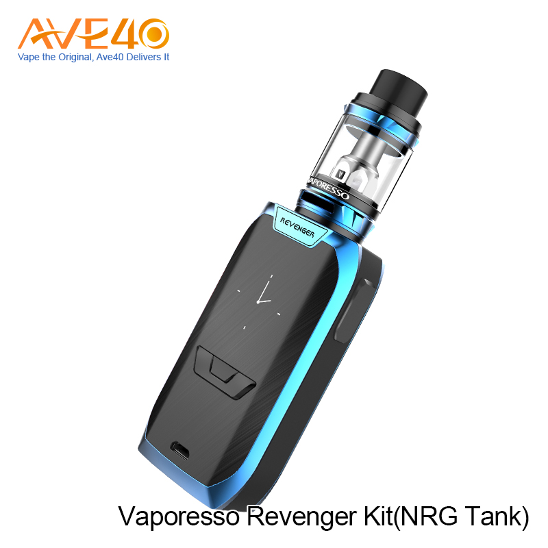 VAPORESSO newest design 2ml/5ml VAPORESSO Revenger Kit wholesale with first shipping