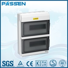 PASSEN Custom made electrical flush mounted mcb distribution box