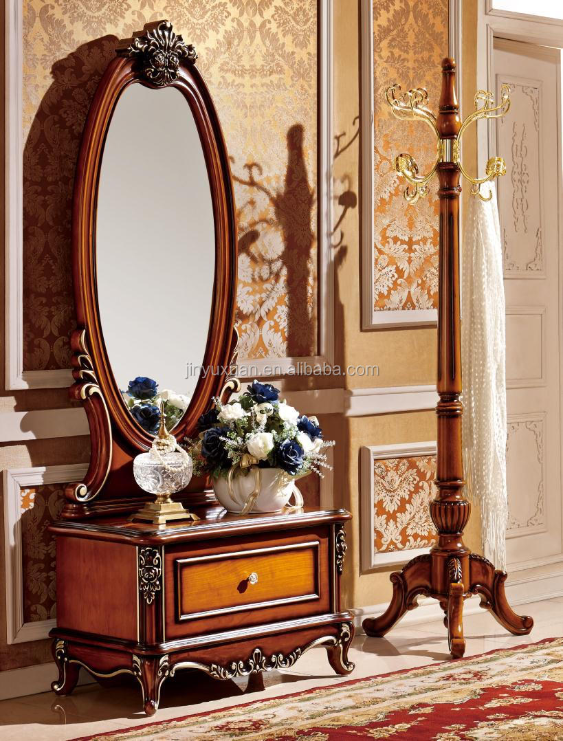 Home use factory offer classical fitting room furniture for Dressing room furniture