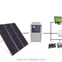 Stand Alone Solar Power System 500w