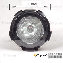 "7"" 55W HID Spot Work Light offroad Exterior car Xenon lamp Spotlight/Pencil light for super 4x4 off road lights"