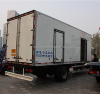 1ton refrigerated small trucks/mini refrigerated van JMC light truck