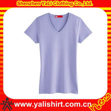 Novelty customer ladies t shirts long length