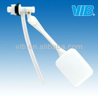 High quality white color ball cock toilet fill valve