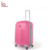 Pink Light Weight Suitcase Travel PP Spinner Luggage