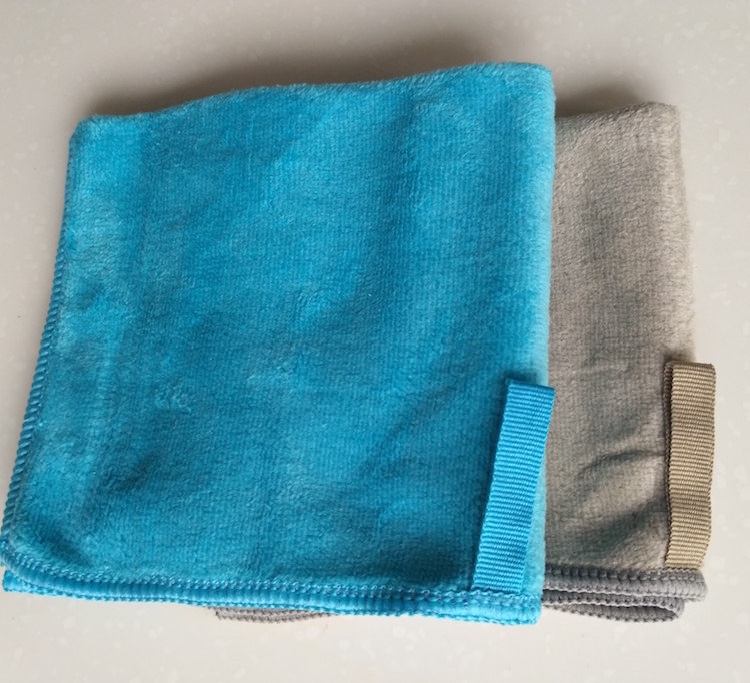 hot sale standard size makeup remover towel with low price flannels towel