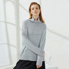 Latest 100% cashmere sweater designs for girls