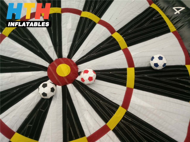 Customized Indoor inflatable foot darts for sale