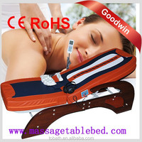 Popular Far infrared Red heated Thermal Alike Nugabest Jade Massage Bed (CE Certified) GW-JT03