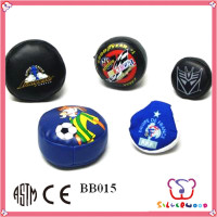 ICTI Factory for kids promotional custom squeezing juggling ball