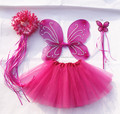 wholesale Girls Fairy Princess costume Dress Up Set