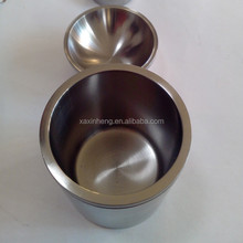 high quality sapphire crystal tungsten crucible