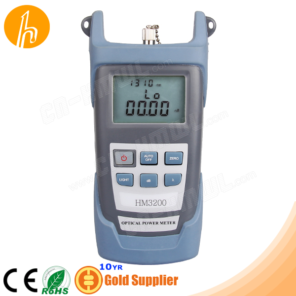 Fiber optic cable tester HM-3200