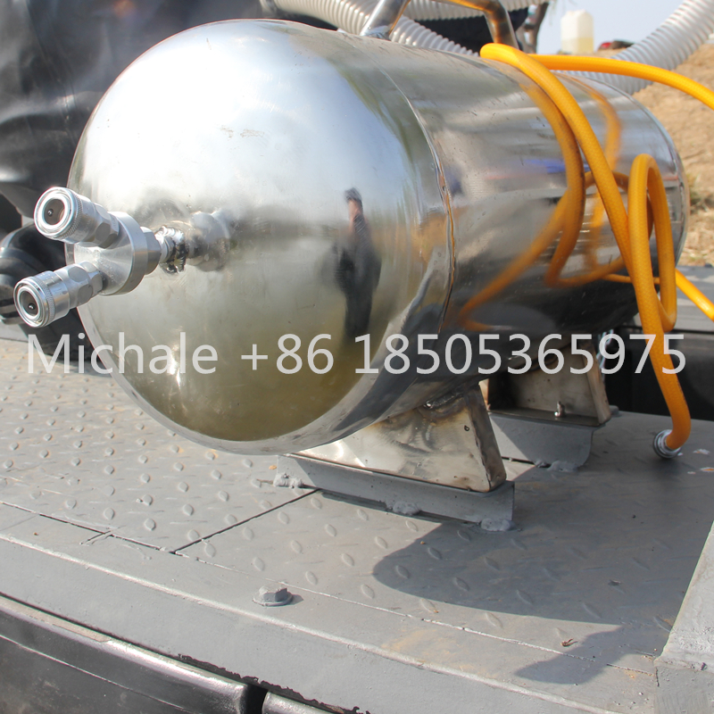 6 inch dredge power jet suction dredge for diamond and gold big power