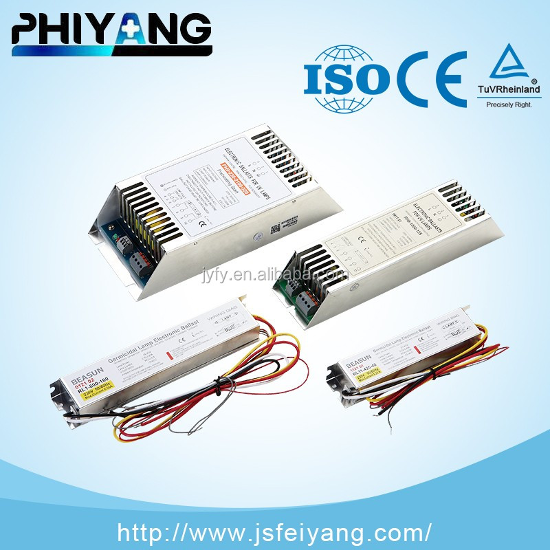 t5 electronic ballast for 28W germicidal uv lamp