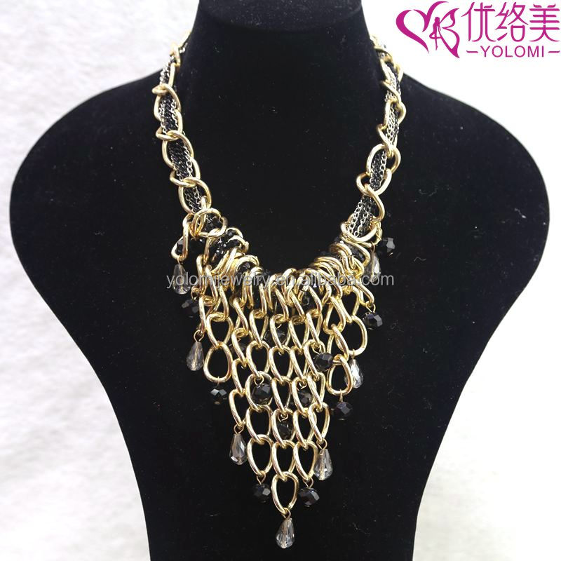 Heavy Chocker Collar Necklace Choker Necklace Choker Collars Necklace NL603-A02